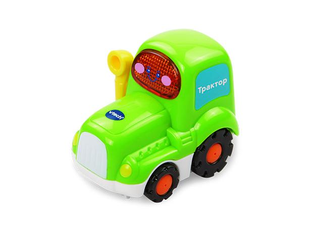 VTECH Трактор с крюком, фото