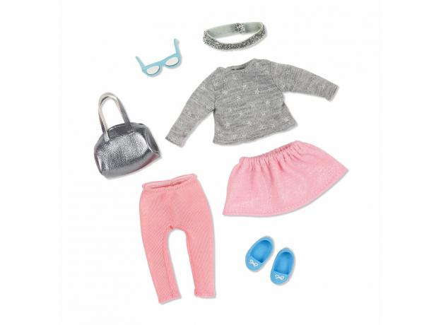 Комплект одежды для куклы Lori с легинсами, фото