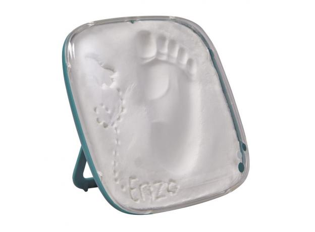 Коробочка для создания отпечатка Baby Art «Hello Baby» бирюзовая, фото , изображение 7