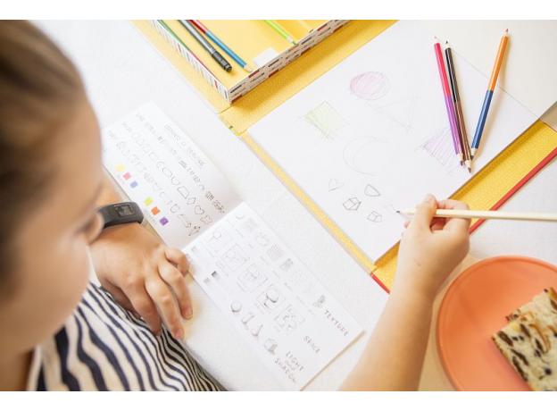 Набор для обучения рисованию Tiger Tribe «Учись. Фантазируй. Твори», фото , изображение 9
