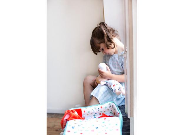 Мягкая кукла в переноске с игрушкой Lilliputiens «Алекс», фото , изображение 5