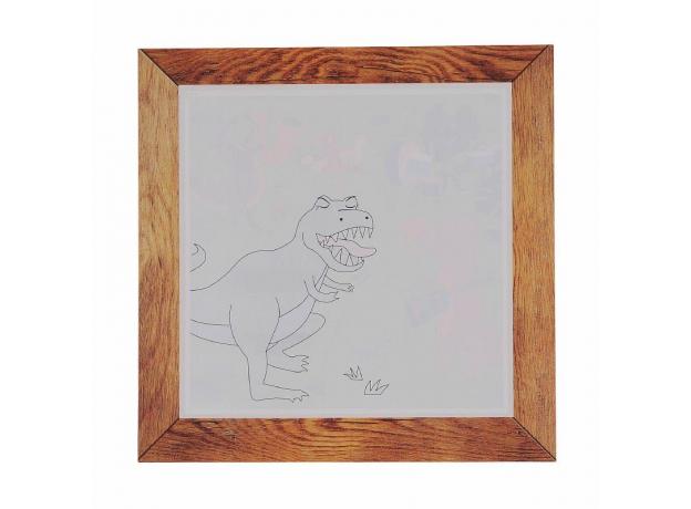 Набор для рисования водой Tiger Tribe «Динозавры», фото , изображение 4