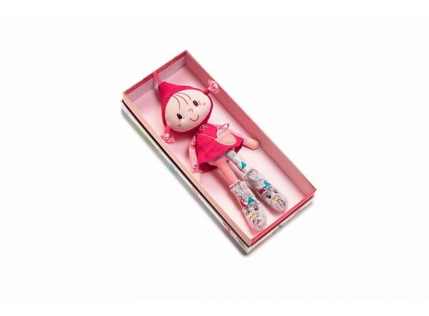 Кукла Lilliputiens «Красная шапочка» мягкая малая; подарочная упаковка, фото , изображение 2