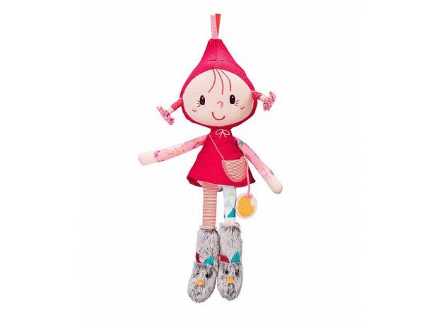 Кукла Lilliputiens «Красная шапочка» мягкая малая; подарочная упаковка, фото