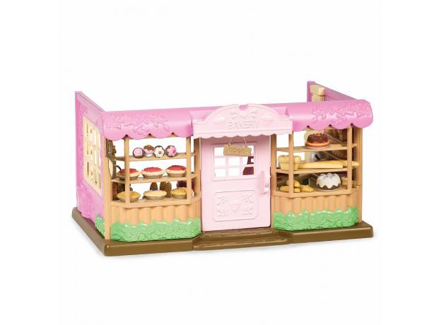 Игровой набор Li'l Woodzeez «Пекарня» с аксессуарами, фото