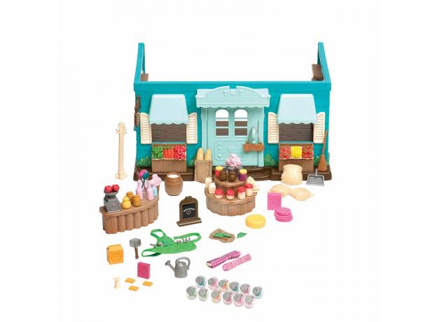 Игровой набор Li'l Woodzeez «Магазин» с аксессуарами, фото