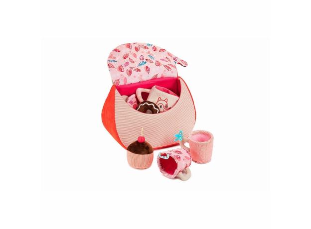 Игровой набор Lilliputiens «Чаепитие с лисой Алисой», фото , изображение 4