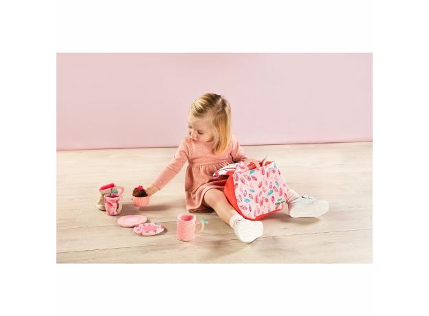 Игровой набор Lilliputiens «Чаепитие с лисой Алисой», фото , изображение 7