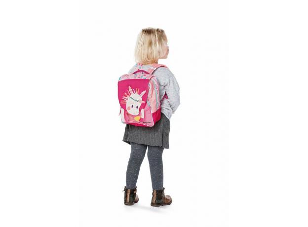 Рюкзак дошкольный Lilliputiens А5 «Единорожка Луиза», фото , изображение 2