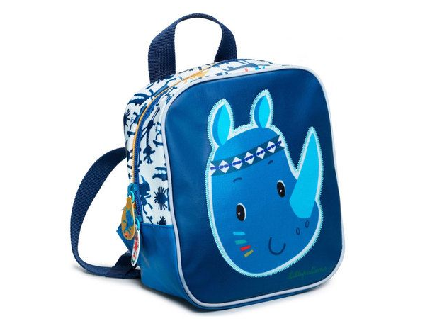 Маленький рюкзачок Lilliputiens «Носорог Мариус», фото
