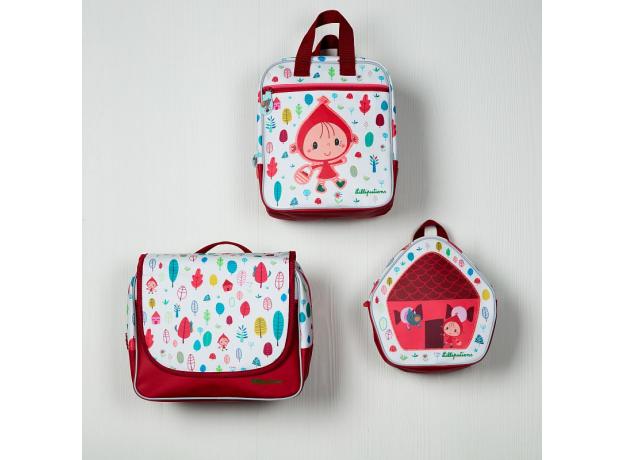 Рюкзак дошкольный Lilliputiens А5 «Красная Шапочка», фото , изображение 3
