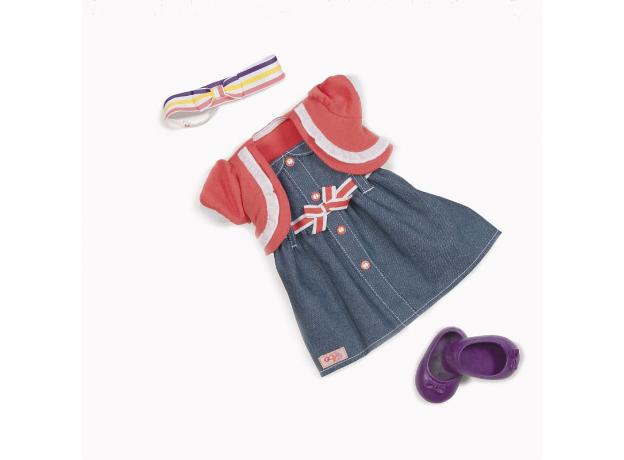 Одежда для куклы 46 см Our Generation, фото , изображение 20
