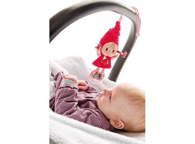 Погремушка с колокольчиком Lilliputiens «Красная Шапочка», фото , изображение 2
