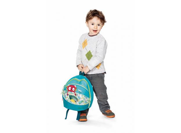 Дошкольный рюкзак Lilliputiens «Лемур Джордж», фото , изображение 2