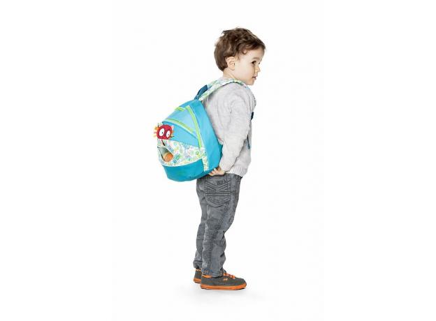 Дошкольный рюкзак Lilliputiens «Лемур Джордж», фото , изображение 3