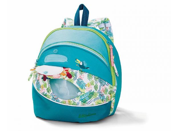 Дошкольный рюкзак Lilliputiens «Лемур Джордж», фото , изображение 5