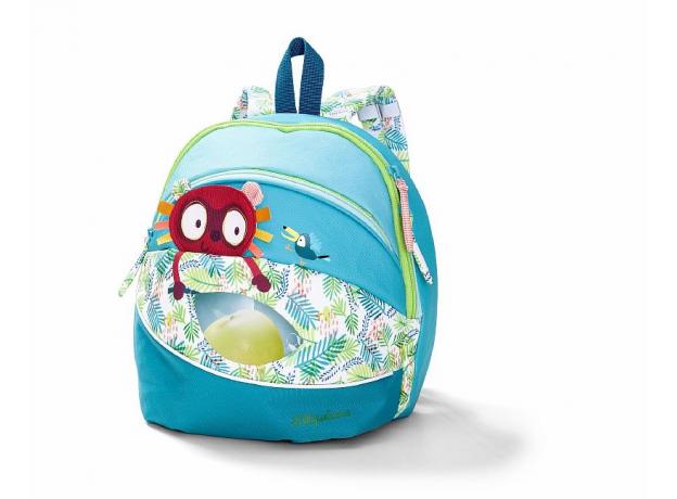 Дошкольный рюкзак Lilliputiens «Лемур Джордж», фото