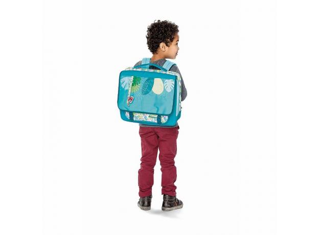 Рюкзак школьный Lilliputiens А4 «Лемур Джордж», фото , изображение 2