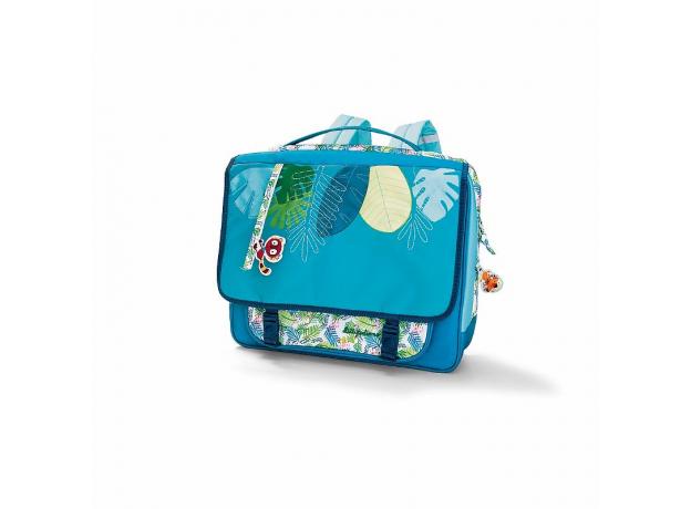 Рюкзак школьный Lilliputiens А4 «Лемур Джордж», фото