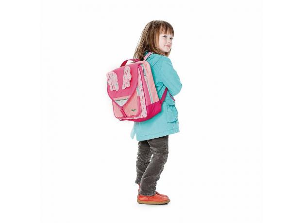 Рюкзак школьный Lilliputiens А4 «Единорожка Луиза», фото , изображение 2