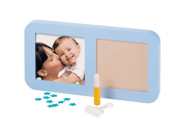 Звездная рамочка Baby Art с отпечатком, фото , изображение 2