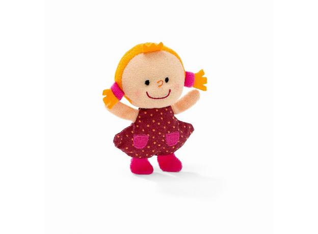 Мягкая книжка-игрушка Lilliputiens «Путешествие Красной Шапочки», фото , изображение 8