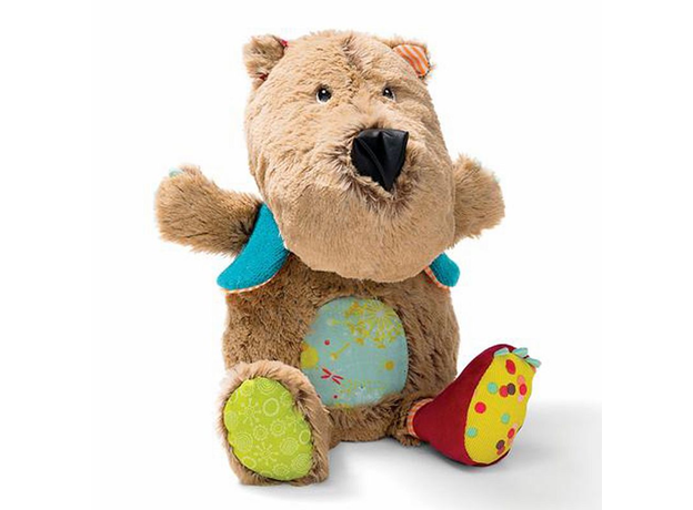 Музыкальны ночник Lilliputiens «Медвежонок Цезарь», фото