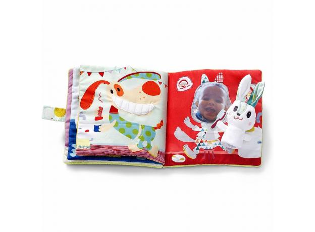 Развивающая книжка про кролика Селестина, зубного врача Lilliputiens, фото , изображение 8