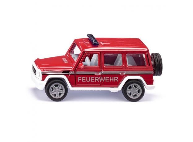 SIKU Машина пожарная Mercedes-Benz G65 AMG (1:50) 2307, фото