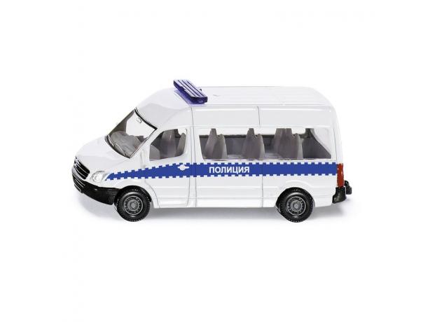 SIKU Микроавтобус Полиция 0806RUS, фото