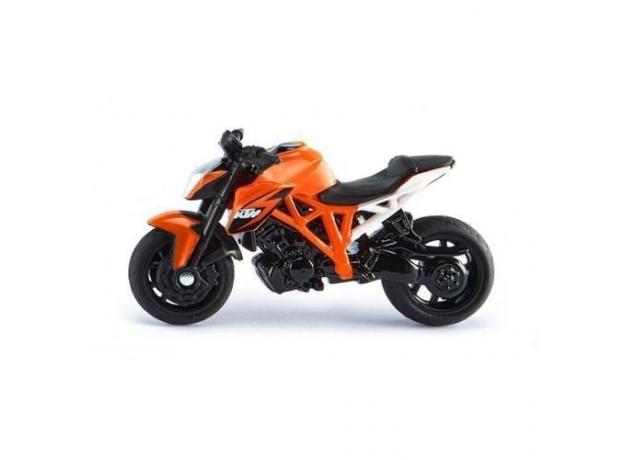 SIKU Мотоцикл спортивный KTM, фото