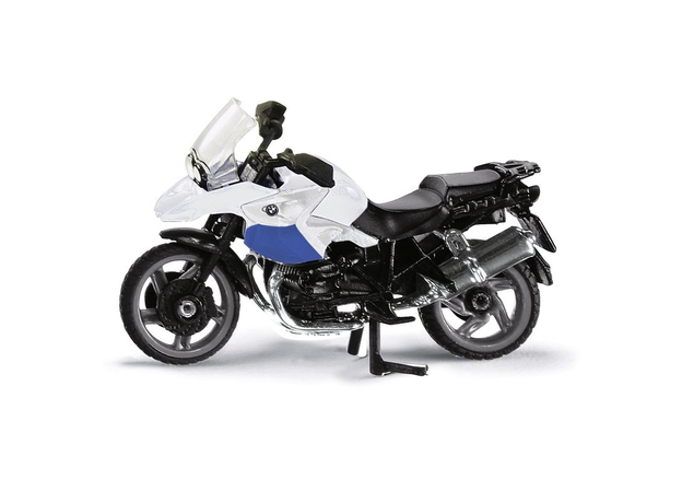 SIKU Мотоцикл Полиция, фото