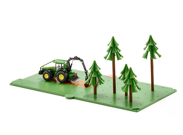 SIKU Набор для лесного хозяйства, фото