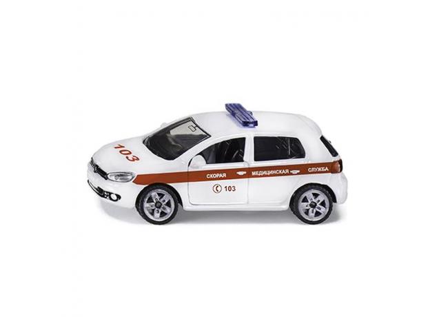 SIKU Машина скорой помощи 1411RUS, фото