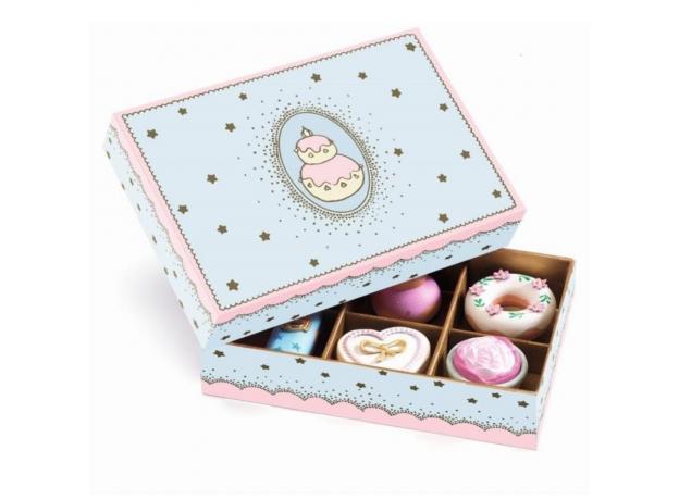 """DJECO Игровой набор """"Пирожные принцессы"""" 06523/18, фото"""