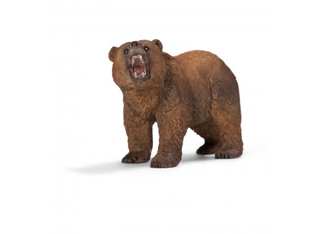SCHLEICH Медведь Гризли 14685, фото