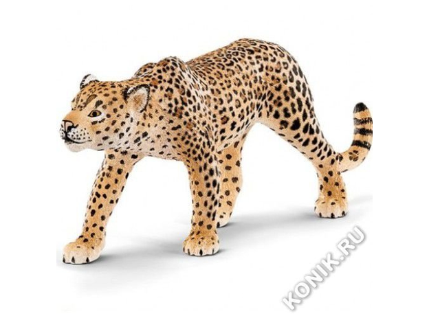 SCHLEICH Леопард, фото