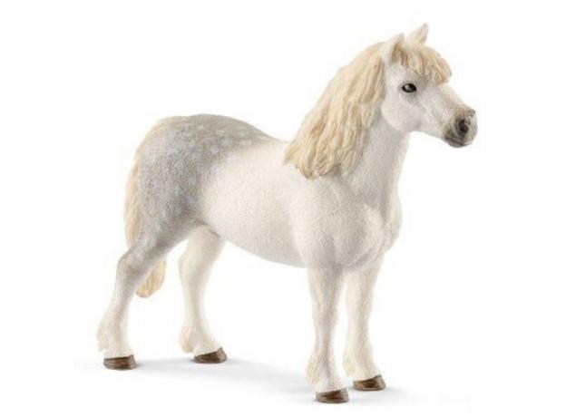 SCHLEICH Жеребец Уэльского пони 13871, фото