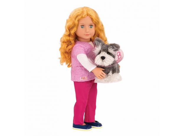 Кукла 46 см Our Generation Анаис-ветеринар, серии «Профессия», фото