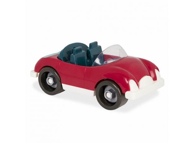 Игрушка-конструктор B.Toys (Battat) «Кабриолет»: 22 элемента, фото