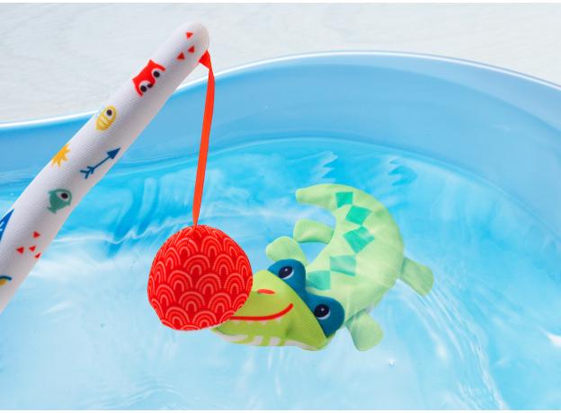 Игрушка для ванны Lilliputiens «Рыбалка с Лисой Алисой», фото