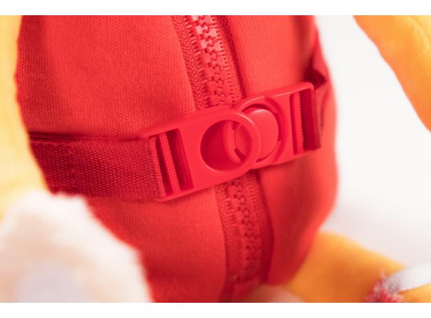 Развивающая игрушка Lilliputiens «Жирафик Зиа»; серия «Одень меня!», фото , изображение 3