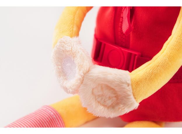 Развивающая игрушка Lilliputiens «Жирафик Зиа»; серия «Одень меня!», фото , изображение 6