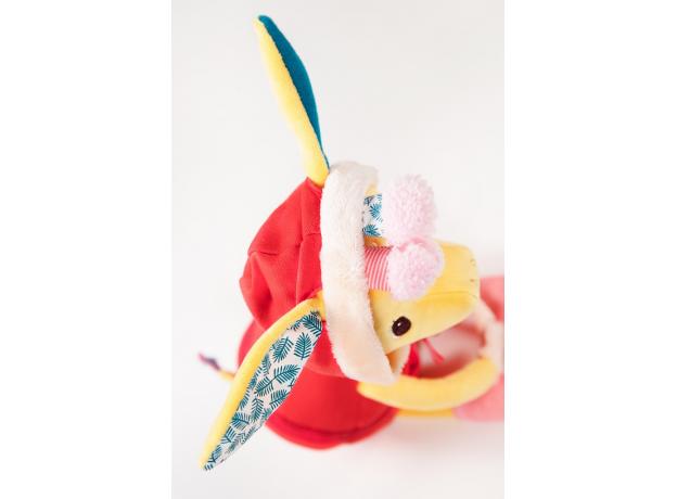 Развивающая игрушка Lilliputiens «Жирафик Зиа»; серия «Одень меня!», фото , изображение 7