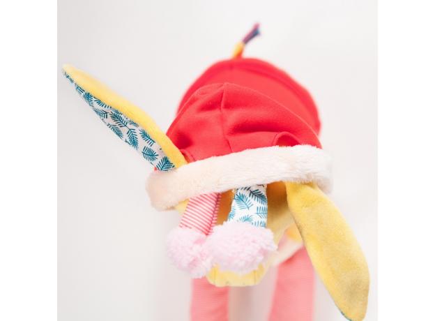 Развивающая игрушка Lilliputiens «Жирафик Зиа»; серия «Одень меня!», фото , изображение 8