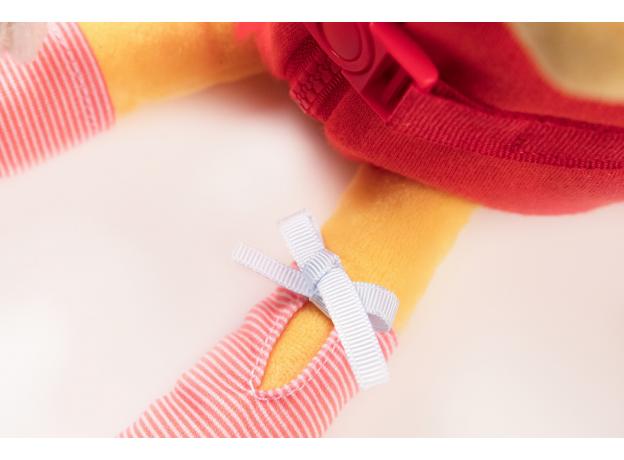Развивающая игрушка Lilliputiens «Жирафик Зиа»; серия «Одень меня!», фото , изображение 9