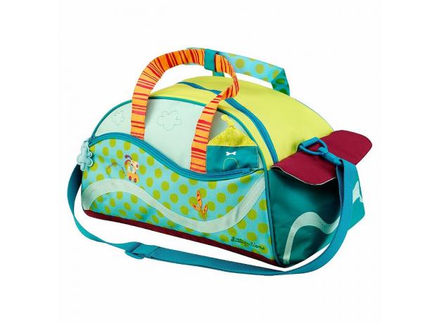 86353 Собачка Джеф: дорожная сумка, фото