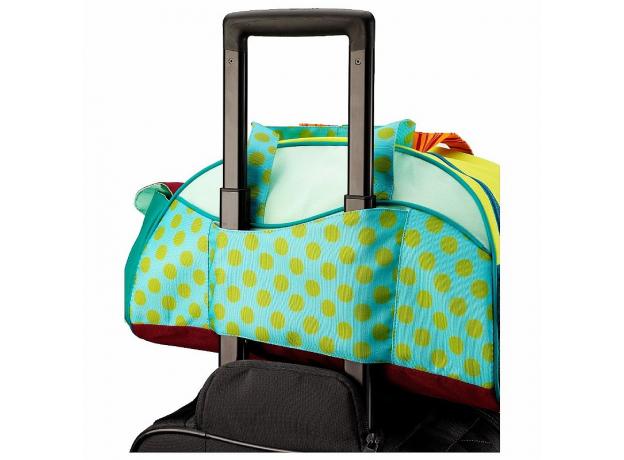86353 Собачка Джеф: дорожная сумка, фото , изображение 6