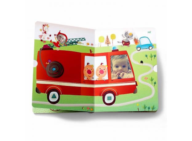 86477 Единорожка Луиза: интерактивная фото-книга, фото , изображение 4