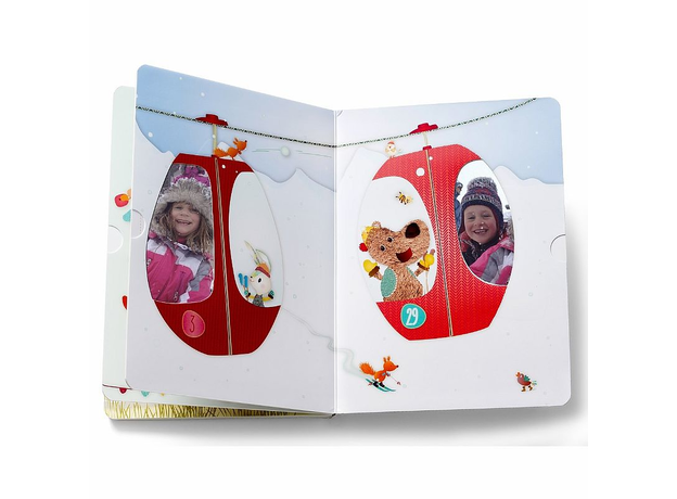 86477 Единорожка Луиза: интерактивная фото-книга, фото , изображение 6